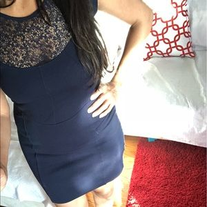 French connection dress size 10 fits like a s/xs